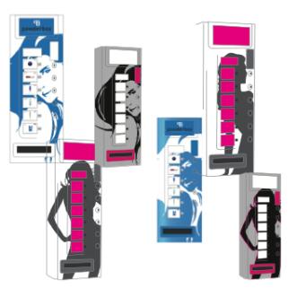 Ontwerp vending machine