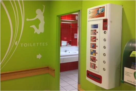 Vending automaat machine verzorging