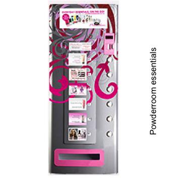 Vending machine ontwerp