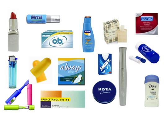 Vending producten