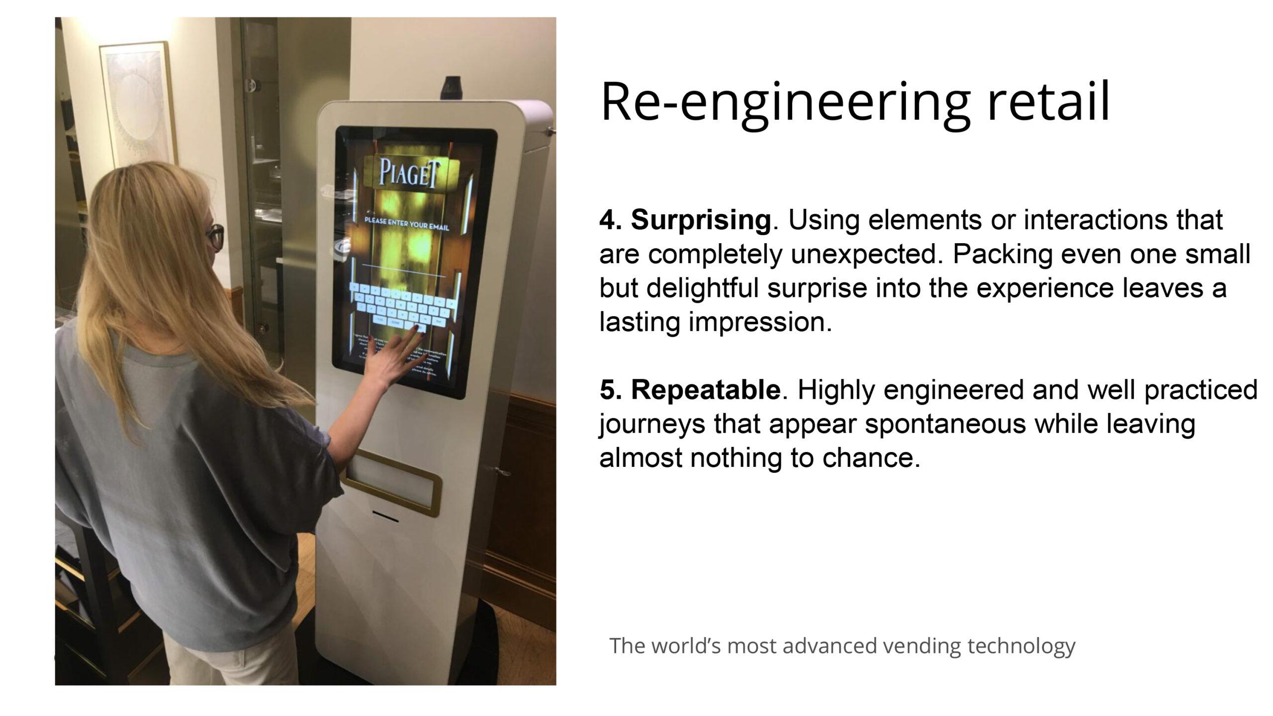 Ontwerp uw eigen vending machine
