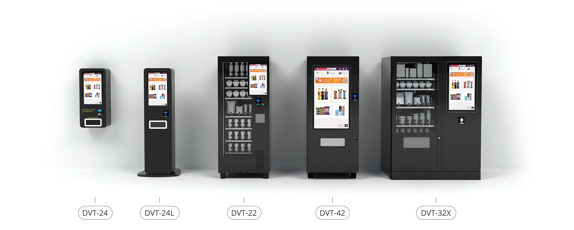 Touchless Vending